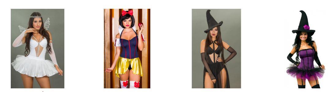 Disfraces de halloween para mujeres TUPUNTOSEX