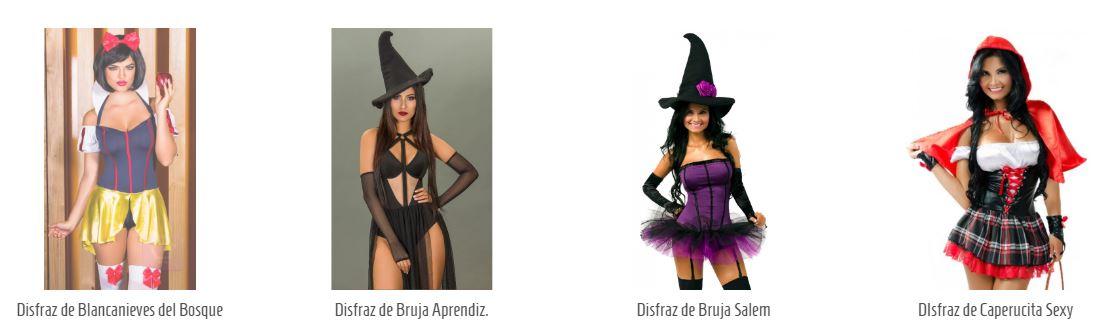Imágenes de Disfraces de halloween para mujer TUPUNTOSEX